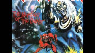 Iron Maiden - Hallowed Be Thy Name (Official Video)