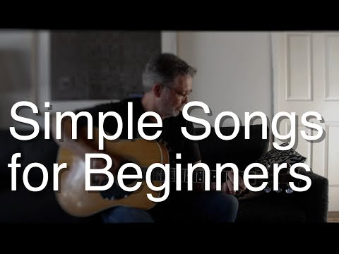Simple Songs for Beginners | Tom Strahle | Pro Guitar Secrets