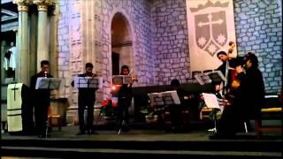 Telemann Twv 43:a3  lahun || musici ensamble