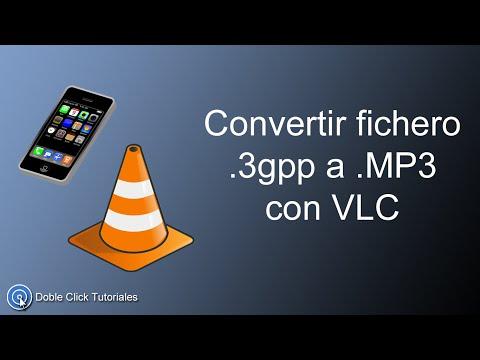Xxx Mp4 Convertir Fichero 3gpp A MP3 Con VLC Tutorial 3gp Sex