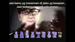 pie jang wo i ke jen cui (lirik dan terjemahan)