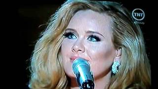 Adele - Rolling In The Deep - Ao vivo (The 2012 54th TNT Grammy Awards)