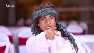 محافظین در محفل عروسی - شبکه خنده / Bodyguards at the wedding ceremony - Shabake Khanda - Episode 46