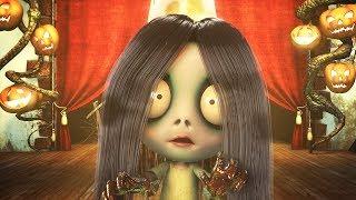 Halloween Cartoons: Zombie Dumb   Zombie Costume Competition   Kids Cartoons