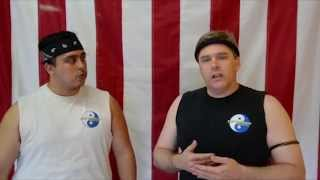 Muay Thai San Antonio - Arjhan Brown talks about the Mongkol