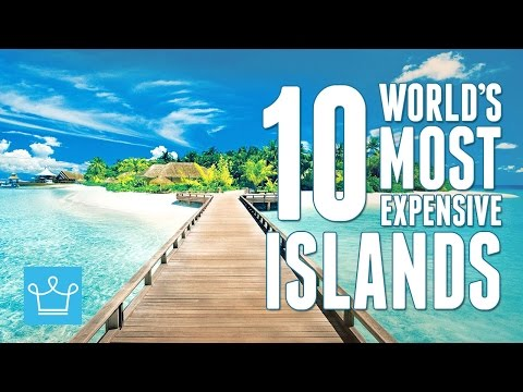 Most Expensive Private Islands In The
