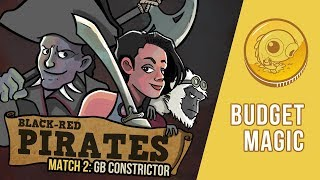 Budget Magic: RB Pirates vs GB Constrictor (Match 2)