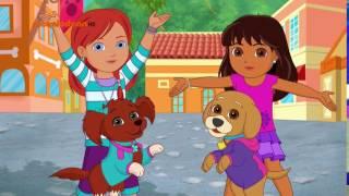 S1E13 Puppy Princess Rescue  1 часть