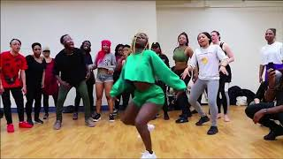 Akwaaba (by GuiltyBeats) Dance Choreography by LydRock