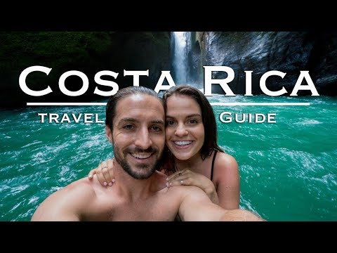 12 Essential COSTA RICA TRAVEL Tips WATCH BEFORE YOU GO