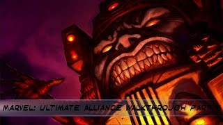 Marvel: Ultimate Alliance PS4 Walkthrough Part  4