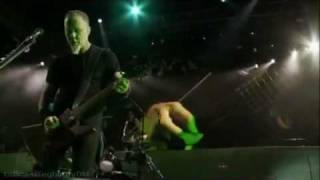 Metallica - Master Of Puppets Live Mexico City DVD 2009