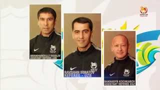 AFC Asian Cup Australia 2015 - Referee Activity