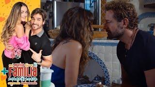 ¿Grecia comienza a enamorarse de Neto? | Mi marido tiene más familia - Televisa