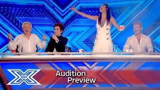 Get a first look at the new series of The X Factor