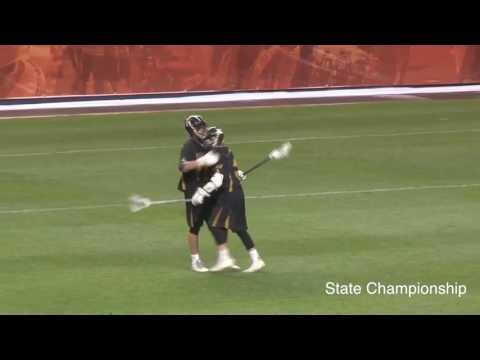 Ryan Carlson '18 2016 Spring Lacrosse Highlights
