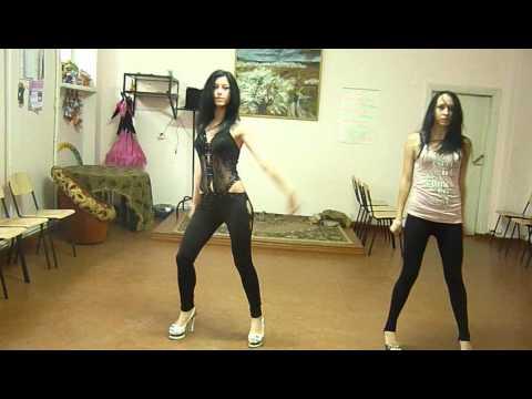 Lana Tigrana и моя одна из лучших учениц Катюша.Go-go dance