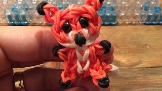 Rainbow Loom Nederlands, mini vos (with English subtitles)