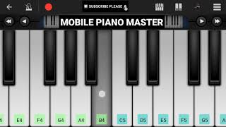 Jao Tum Chahe Jaha Piano|Piano Keyboard|Piano Lessons|Piano Music|learn piano Online|Piano|Mobile