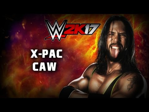 WWE 2K17 PS3 - X-Pac CAW Entrance