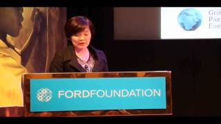 Keynote Address - Her Excellency- Madame Akie Abe, First Lady of Japan