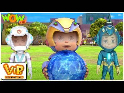 Xxx Mp4 Power Of Seven Planets Vir The Robot Boy With ENGLISH SPANISH FRENCH SUBTITLES WowKidz 3gp Sex