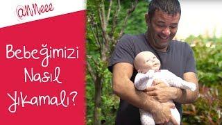 Hamilelik Günlüğüm | Yenidoğan Bebek Banyosu Nasıl Yaptırılmalı?