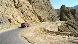 Shirin Farhad - Caves City Balochistan - Aqeel's TLC