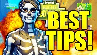 HOW TO BE A FORTNITE GOD EASY! HOW TO WIN FORTNITEMARES TIPS HOW TO GET BETTER AT FORTNITE TIPS!