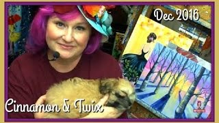 Sunday Funday Silly Art Sherpa Show And HEART MAIL
