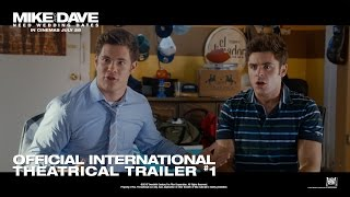 Mike And Dave Need Wedding Dates [Official International Theatrical Trailer #1 in HD (1080p)]