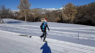 Nordic Skate Skiing: Four Fast Fundamentals