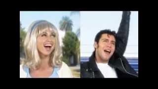 Actores Porno Cantando (*Sunburn Thighs* Seth Gamble y Riley Reid) Grease XXX