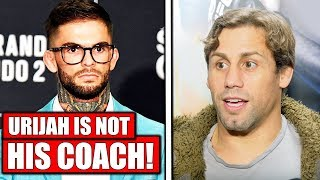 Rumors of Cody Garbrandt leaving Team Alpha Male, Urijah Faber on UFC return and Cody-Dillashaw beef