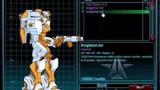 =MQ= Happy Birthday Mechquest! + New Knightron AU Founder Mecha!