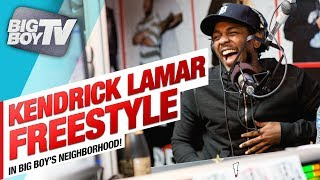 Kendrick Lamar Freestyles to Notorious B.I.G. Classics! | BigBoyTV