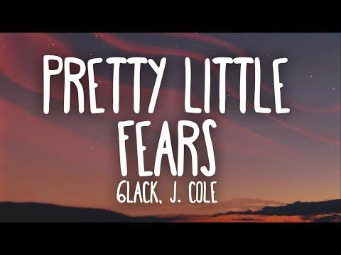 6LACK, J. Cole - Pretty Little Fears (Lyrics)