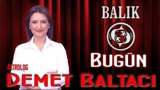 BALIK Burcu, GÜNLÜK Astroloji Yorumu,20 Mart 2014, Astrolog DEMET BALTACI Bilinç Okulu