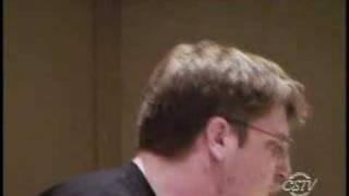 College Debate Gone Wild (CSTV)