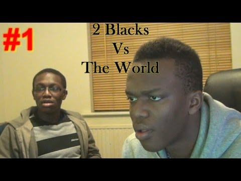 FIFA 13 2 Blacks vs The World 1