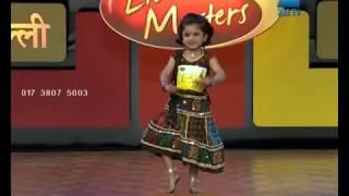 رقص دختر هندی