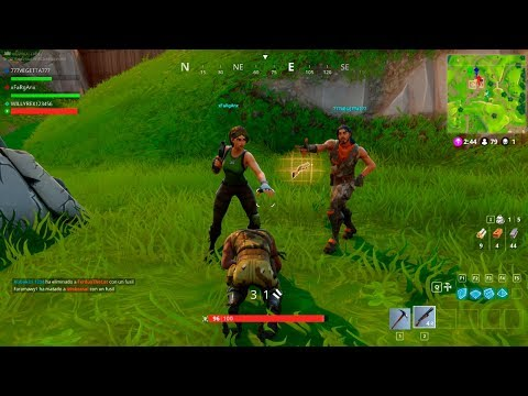 Xxx Mp4 FORTNITE BATTLE ROYALE NUEVO MODO 100 JUGADORES GRATIS Con Vegetta Y Fargan 3gp Sex