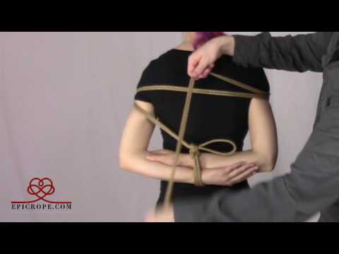 Xxx Mp4 Beginner Rope Bondage Tutorial Basic Box Tie 3gp Sex