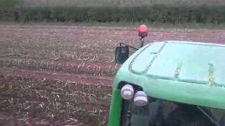 Krone big X 580 maize harvest 2015