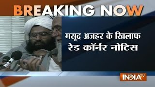 Red Corner Notice Issued against Maulana Masood Azhar