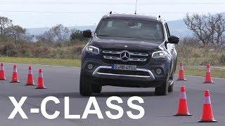 2018 Mercedes X-Class - Challenger Test