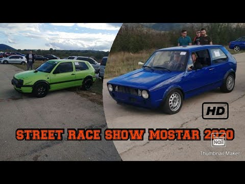 Street race Mostar 2020