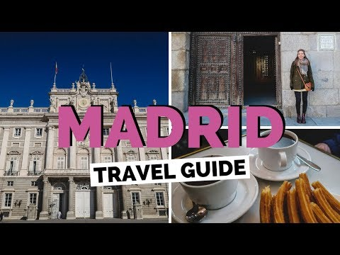 10 Things to do in Madrid Spain Travel Guide