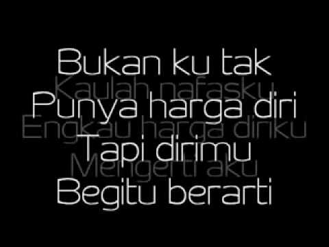 Download Lagu Wali Band - Harga Diriku lirik.avi MP3