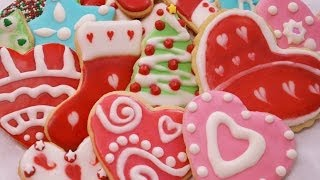 Royal Icing Recipe: How To Make Royal Icing: For Cookies, Cakes: Diane Kometa-Dishin' With Di  #123